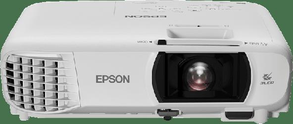 White EPSON EH-TW 610.1