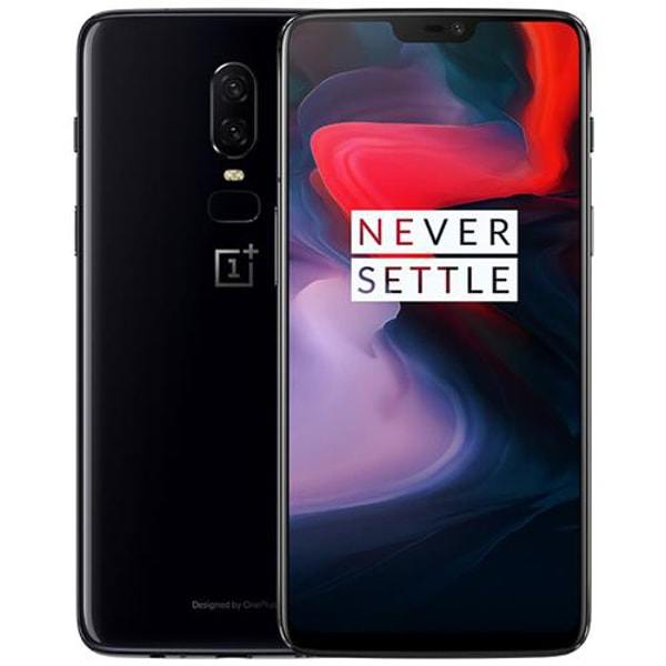 Black OnePlus 6 64GB.1