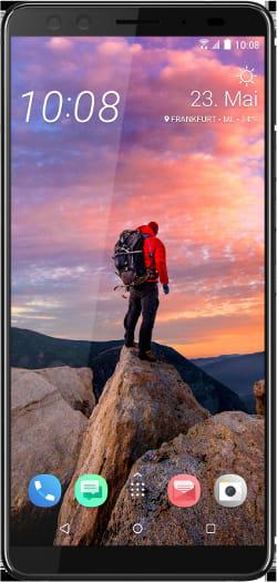 Black HTC U12+ 64GB.1