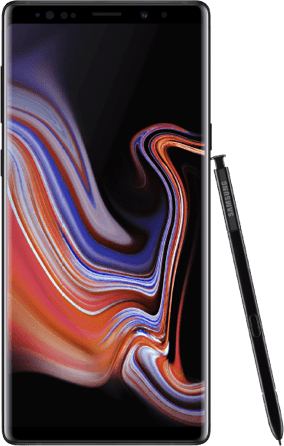 Black Samsung Galaxy Note 9 128GB.1