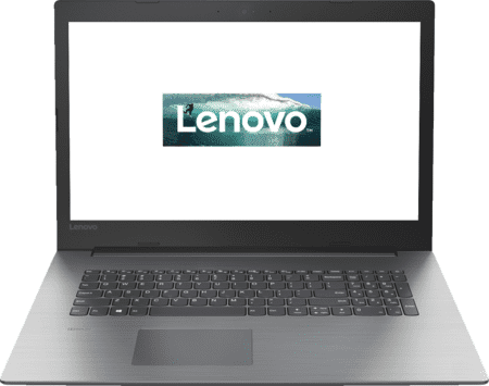 "Onyx Black Lenovo IdeaPad 330-17"".1"