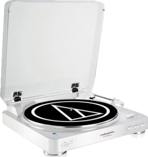 White AUDIO-TECHNICA AT-LP 60.1