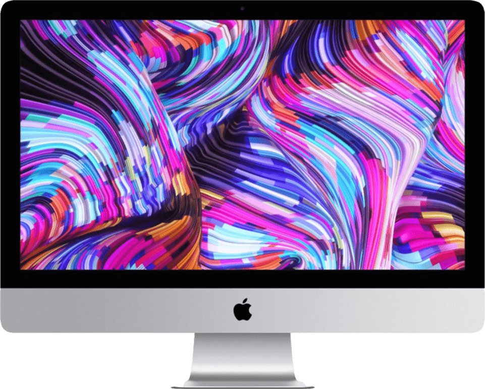"Silber Apple iMac 27"" Retina 5K (Early 2019).1"