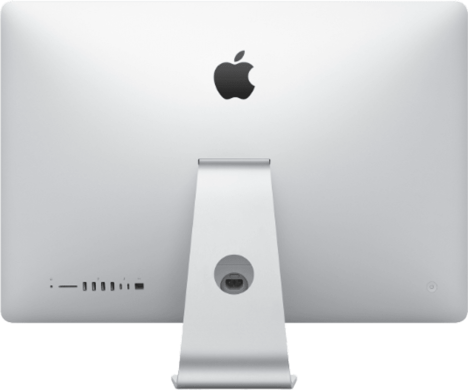 "Silver Apple iMac 27"" Retina 5K (Early 2019).2"