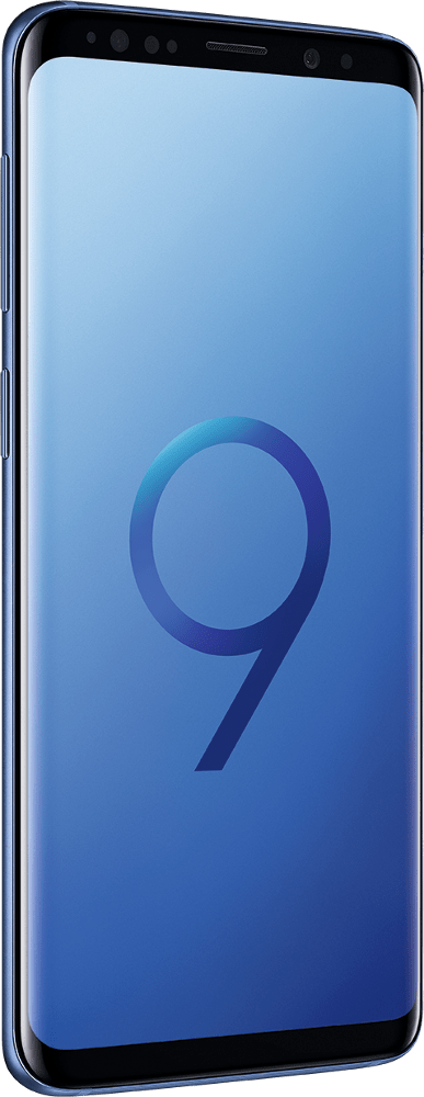 Coral blue Samsung Galaxy S9 64GB.1
