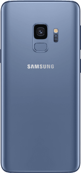Coral blue Samsung Galaxy S9 64GB.2