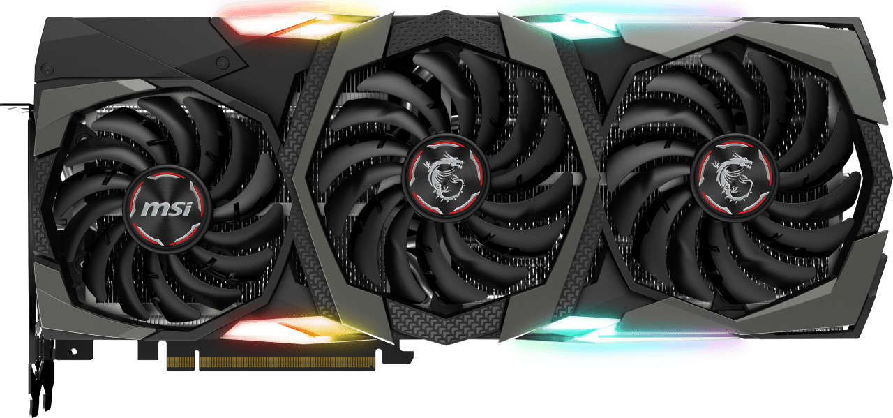 Schwarz MSI GeForce RTX 2080 Ti Gaming X Trio.1