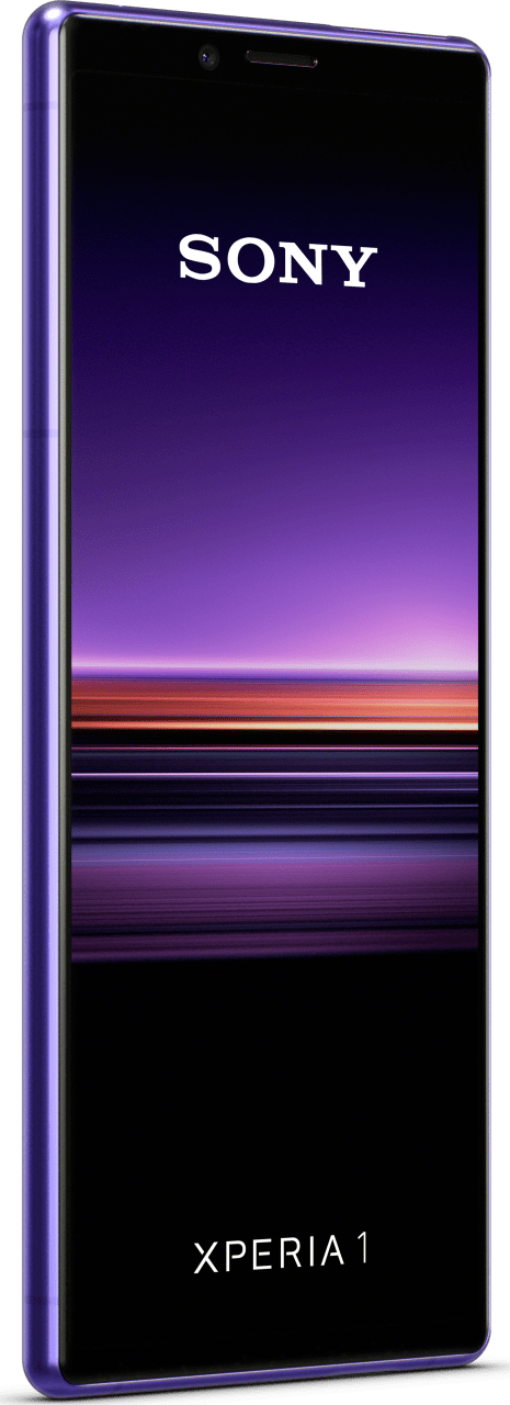Purple Sony Xperia 1 128GB.1