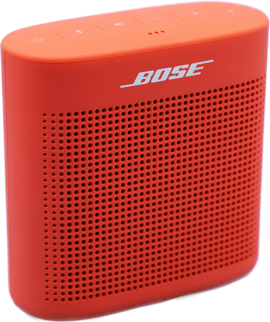 Rot BOSE SOUNDLINK COLOR II Bluetooth-Lautsprecher.3
