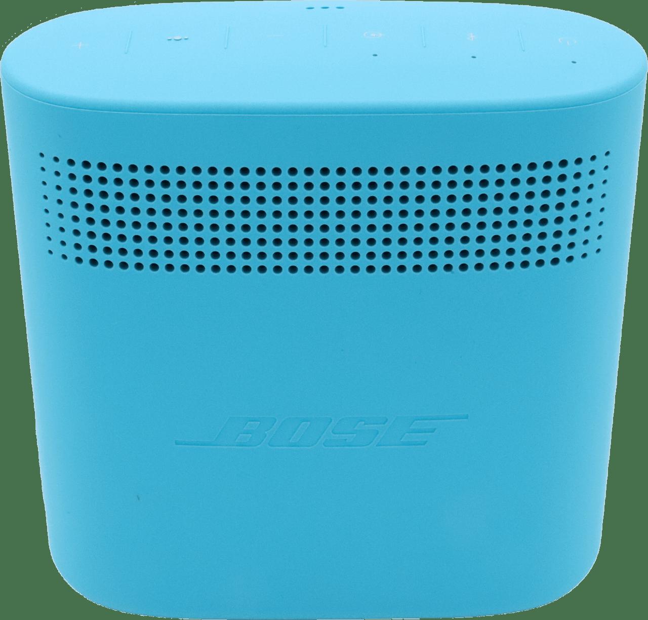 Blau BOSE SOUNDLINK COLOR II Bluetooth-Lautsprecher.4