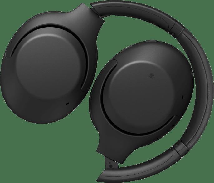 Black Sony XB900N Over-ear headphones.2