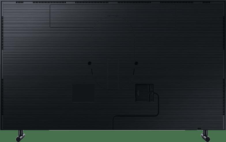 "Black Samsung TV 65"" The Frame.4"