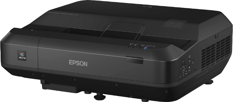 Black Epson EH-LS100.2