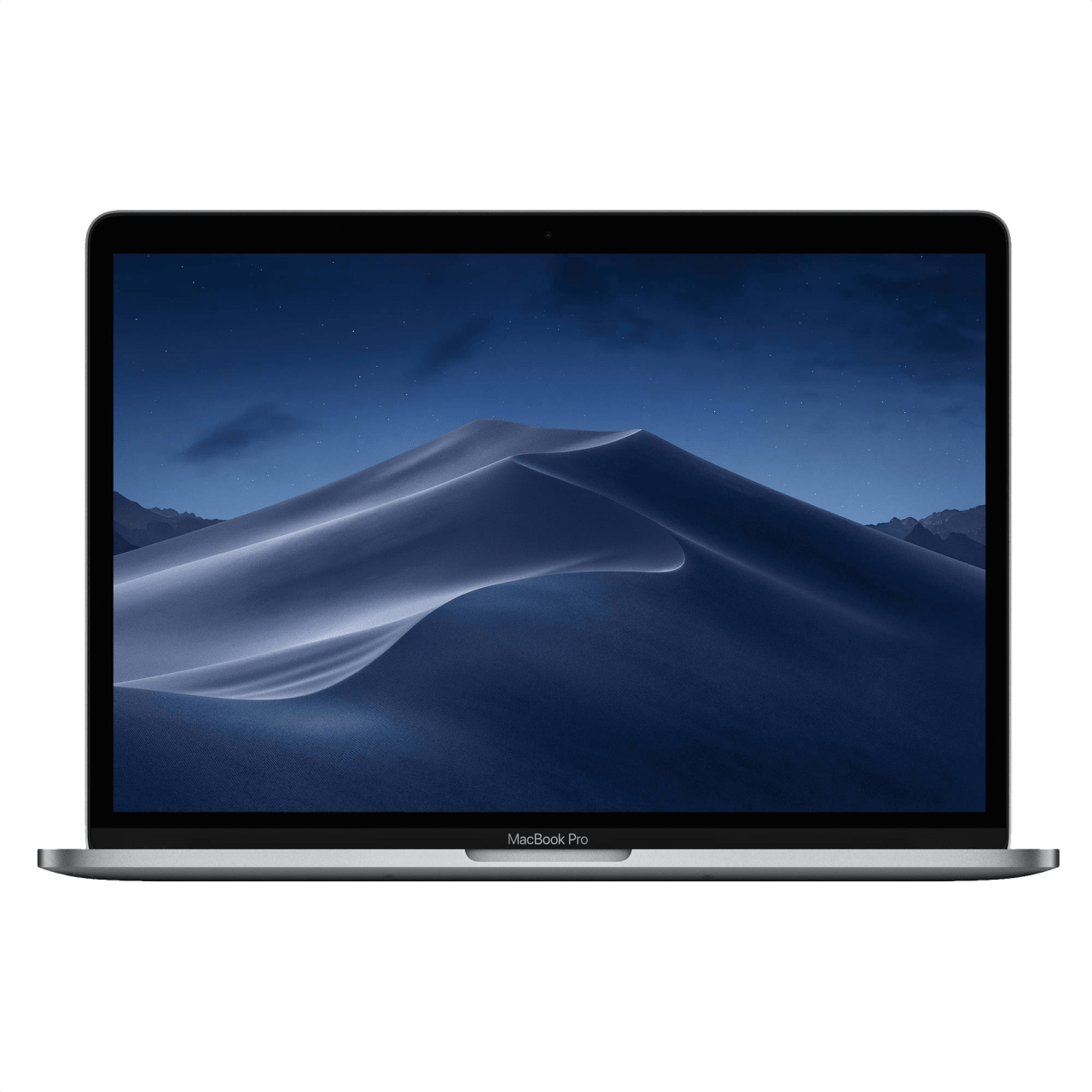 "Space Grey Apple 13"" MacBook Pro Touch Bar (Mid 2019).1"