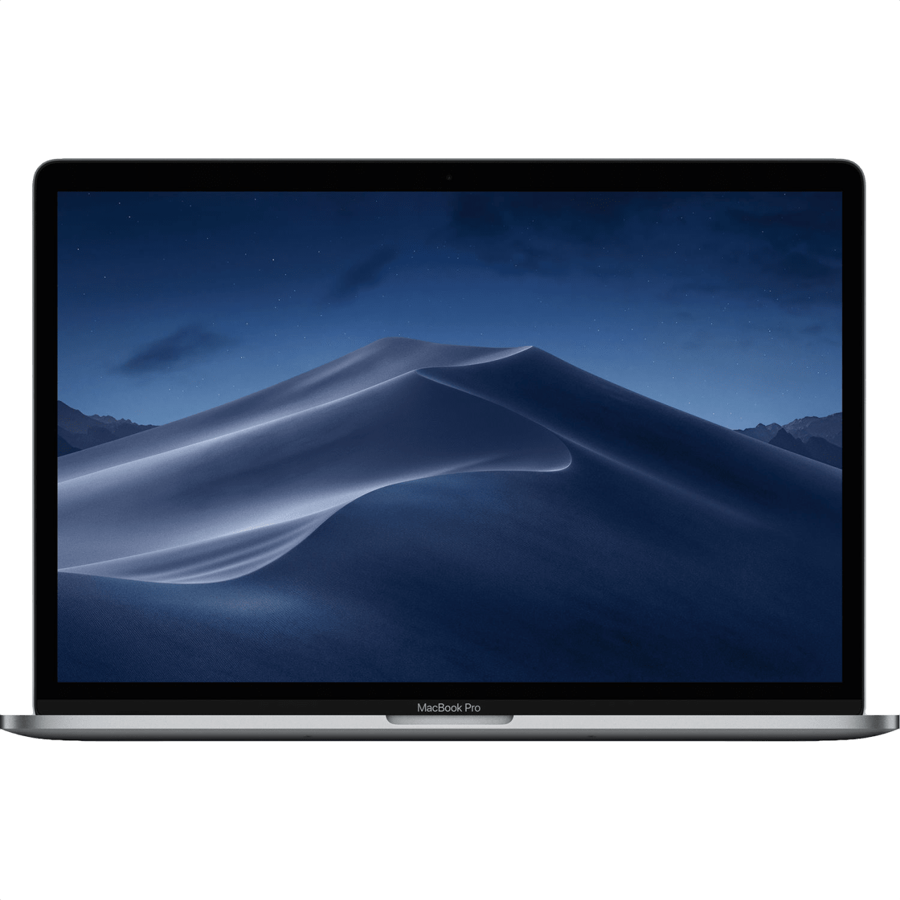 "Space Grey Apple 15"" MacBook Pro Touch Bar (Mid 2019).1"