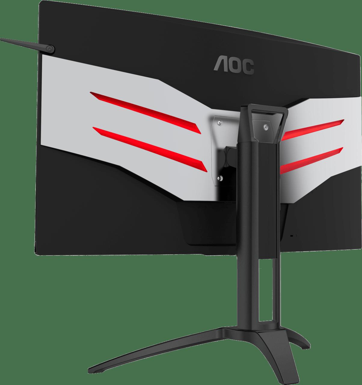 "Black / Silver AOC 32"" - AG322QC4.3"
