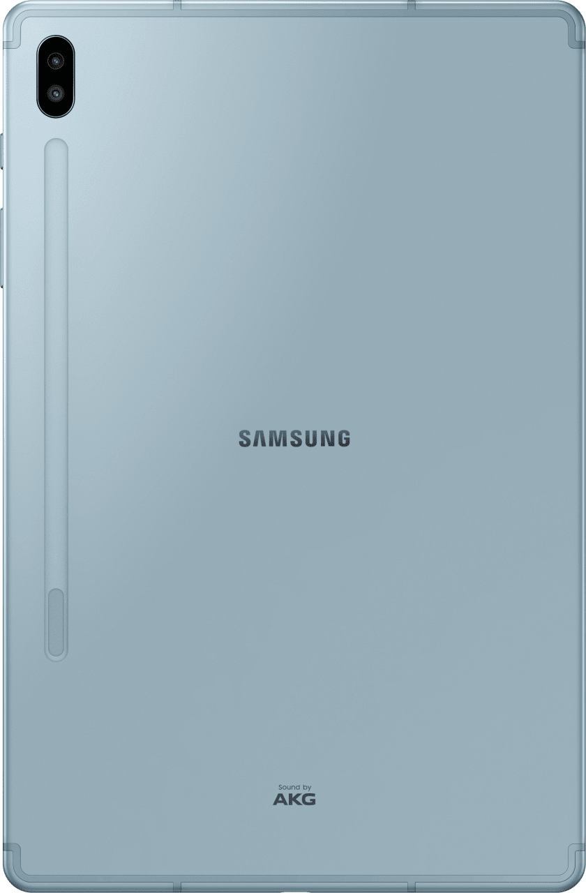 Cloud Blue Samsung Galaxy Tab S6.2