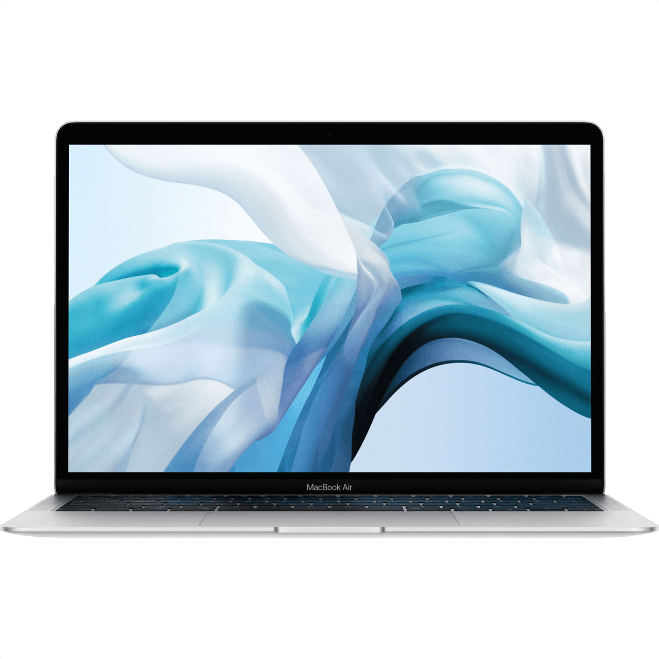 Silver Apple MacBook Air (Late 2018).1
