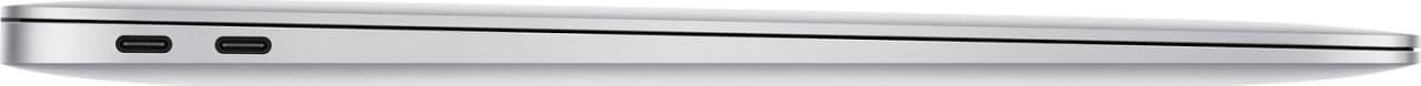 Silber Apple MacBook Air (Mid 2019).2