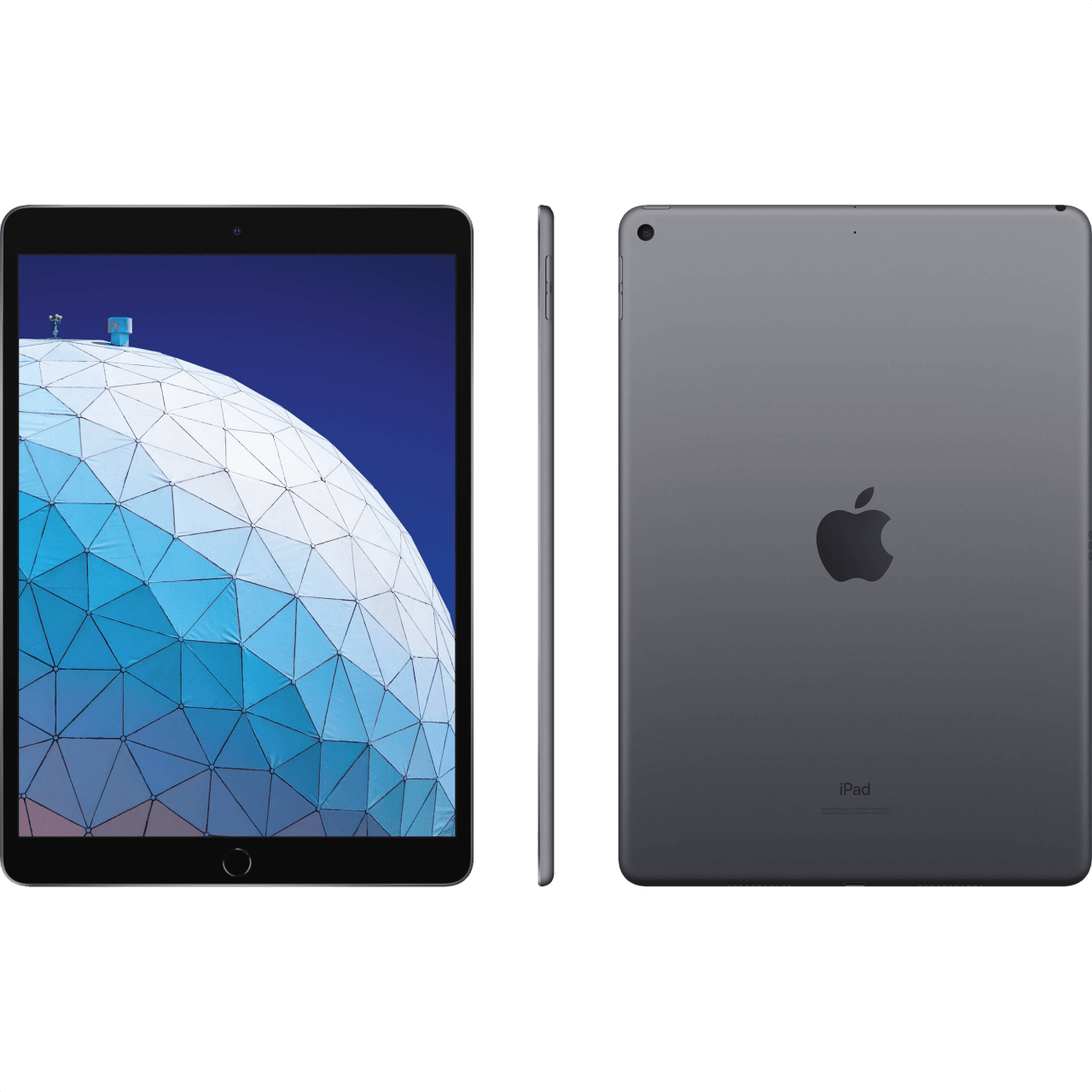 Space Grey Apple iPad Air Wi-Fi (2019).2