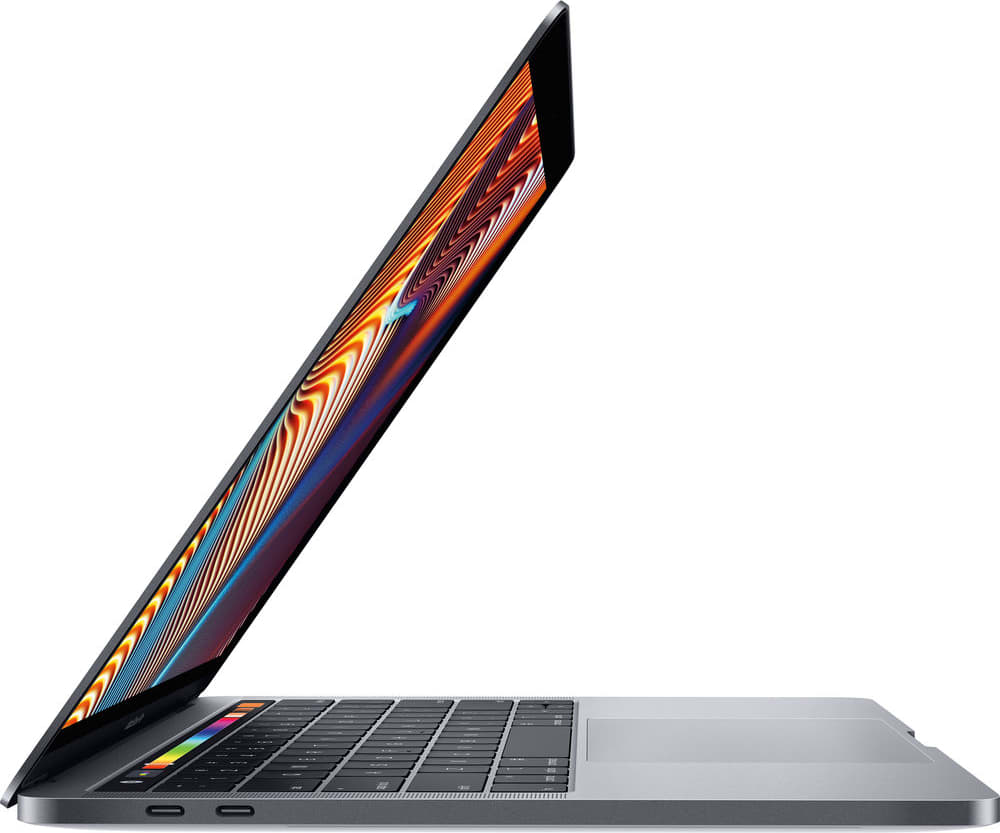 "Space Grau Apple 13"" MacBook Pro Touch Bar (Mid 2018).2"