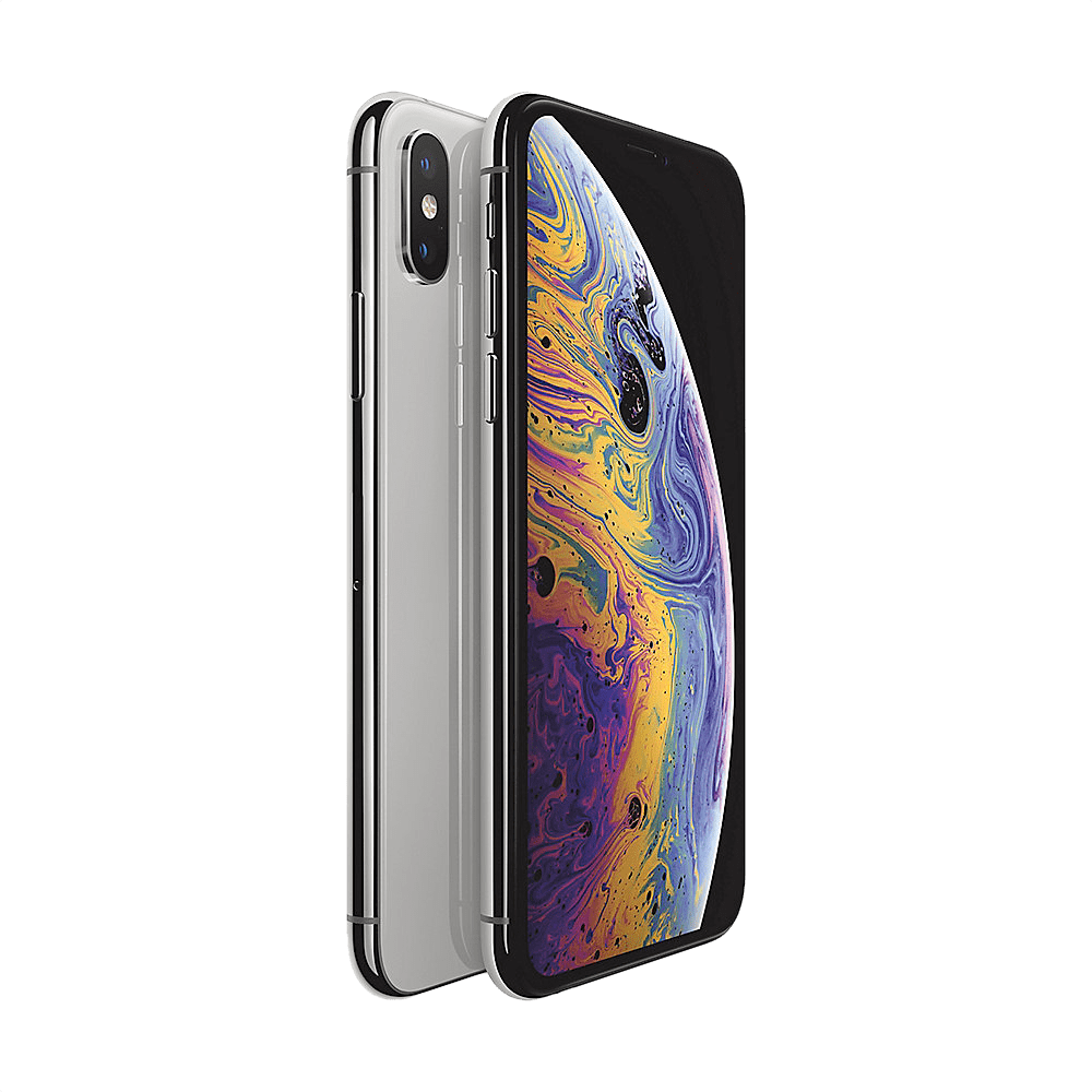 Silber Apple iPhone Xs 256GB.1