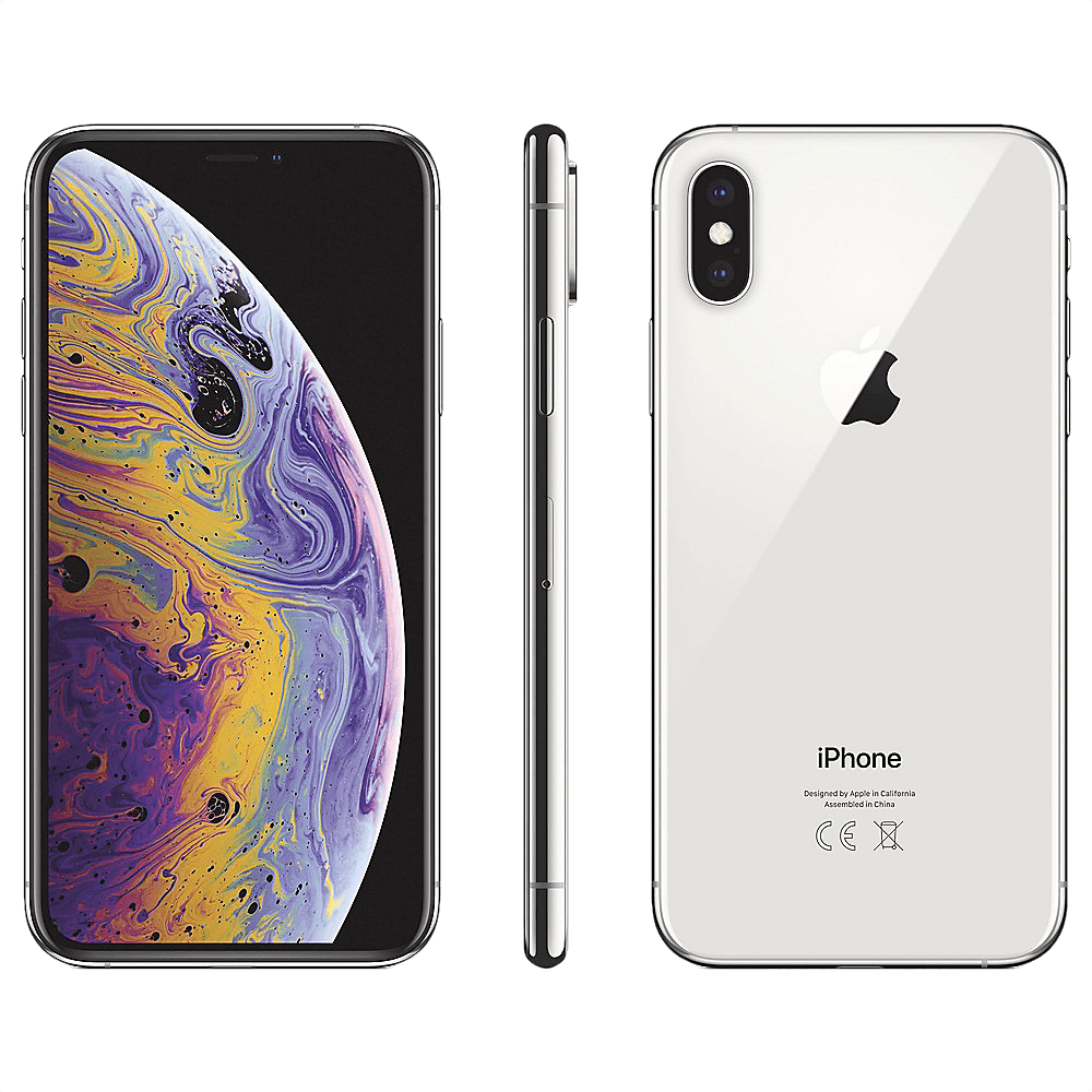 Silver Apple iPhone Xs Max 512GB.2
