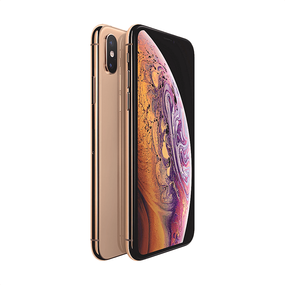 Gold Apple iPhone Xs Max 64GB.1