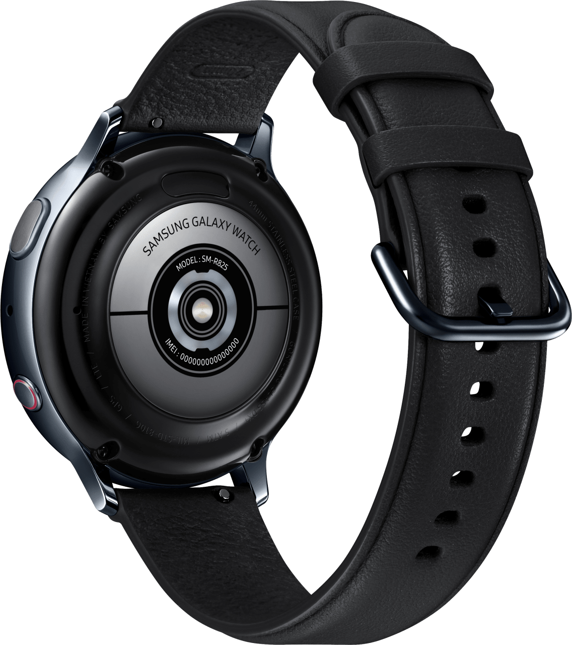 Schwarz Samsung Galaxy Watch Active2 (LTE), 44mm.3