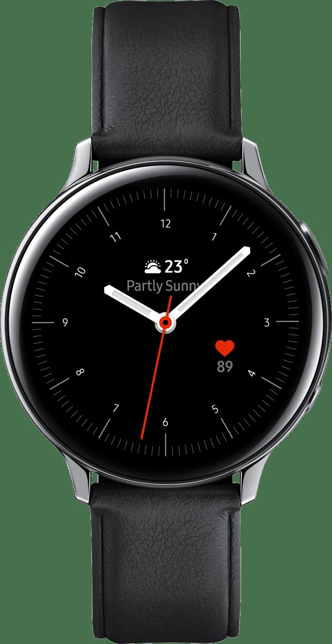 Silber Samsung Galaxy Watch Active2, 44mm.1