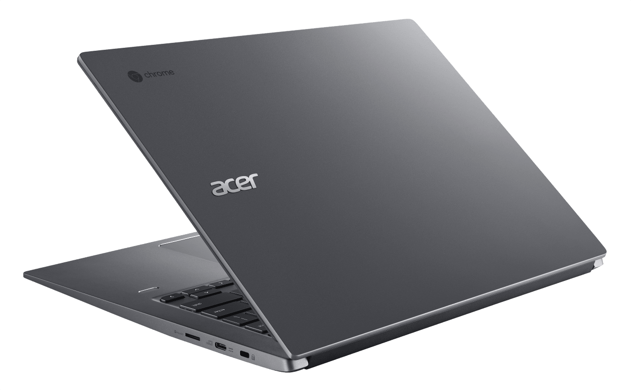 Dark Grey Acer Chromebook 714.3
