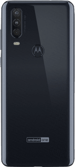 Denim Blau Motorola One Action (2019) 128GB.2