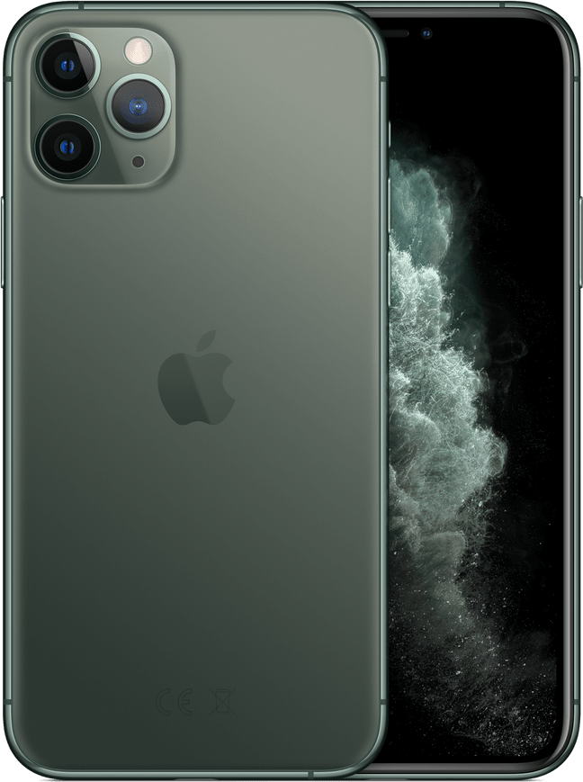 Midnight Green Apple iPhone 11 Pro Max 256GB.1