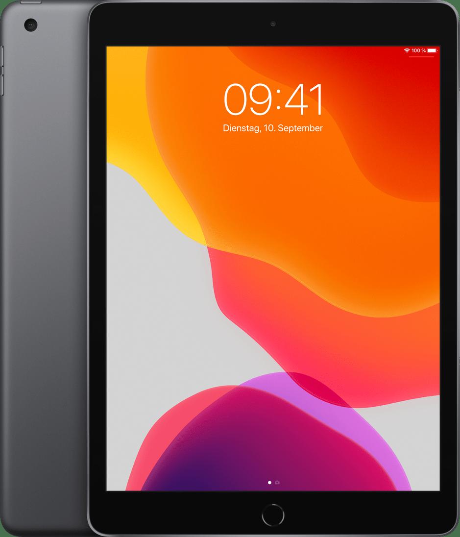 Space Grau Apple iPad (2019) Wi-Fi 128GB.1