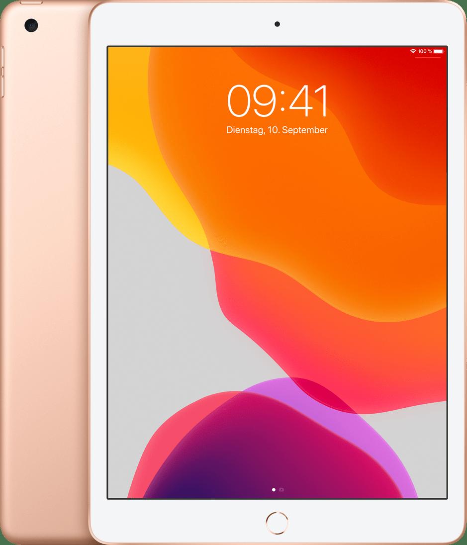 Gold Apple iPad (2019) Wi-Fi 128GB.1