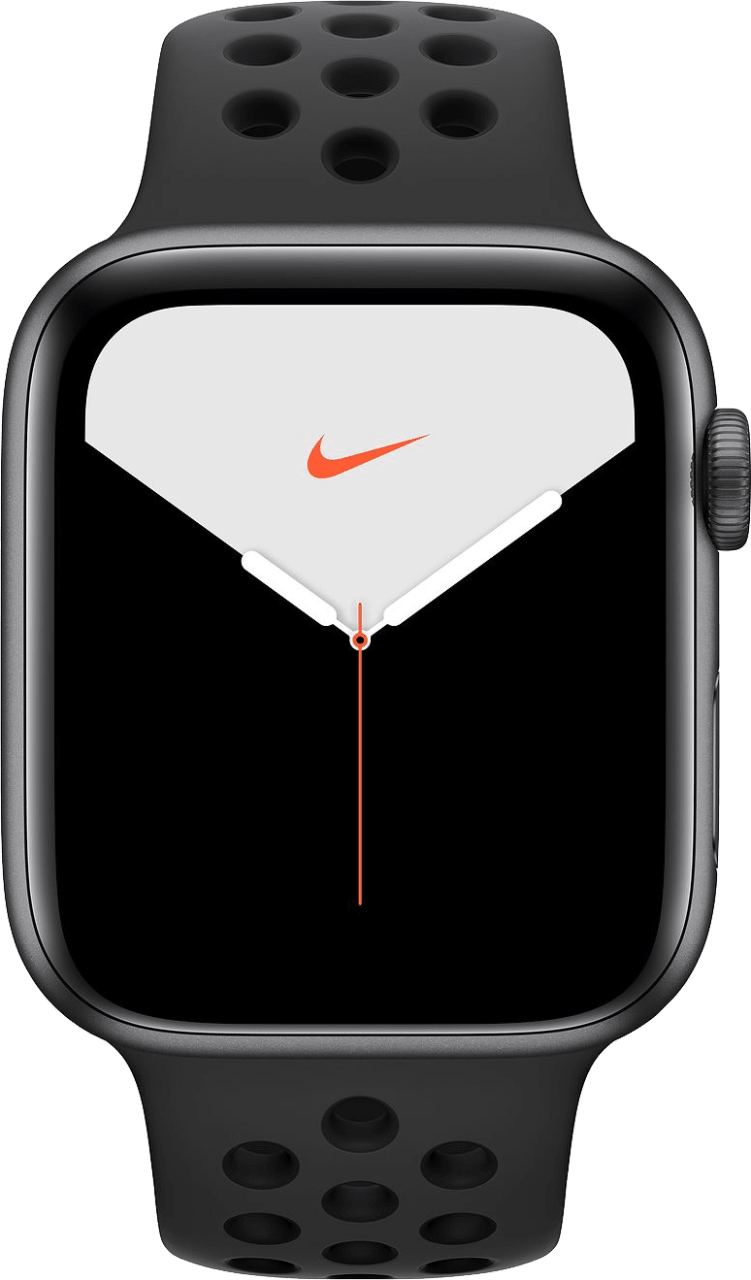 Anthracite / Schwarz Apple Watch Nike Series 5 GPS + Cellular, 44mm.1