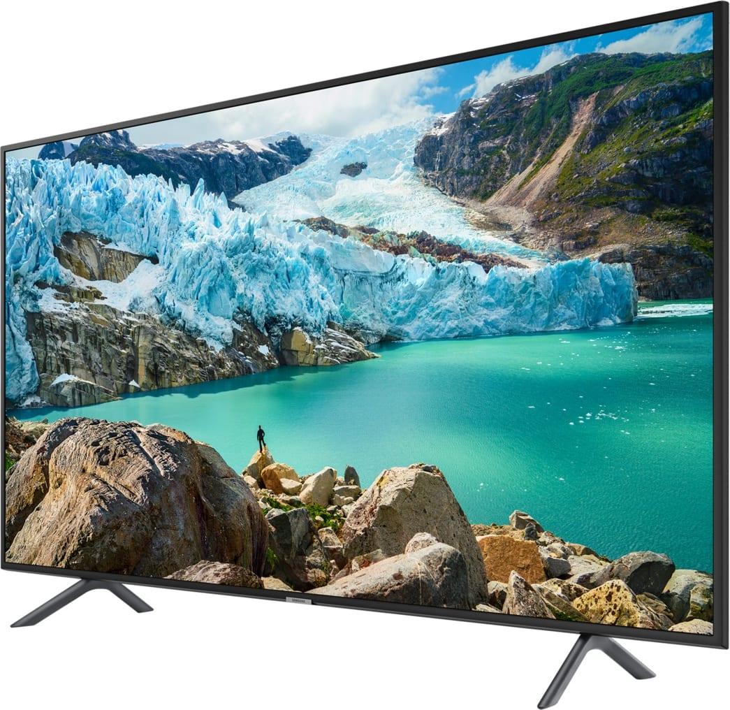 """Schwarz Samsung TV 50"""" RU7179.3"""