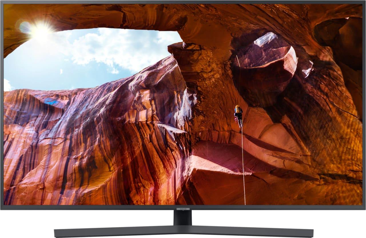 "Grau Samsung TV 55"" RU7409.2"