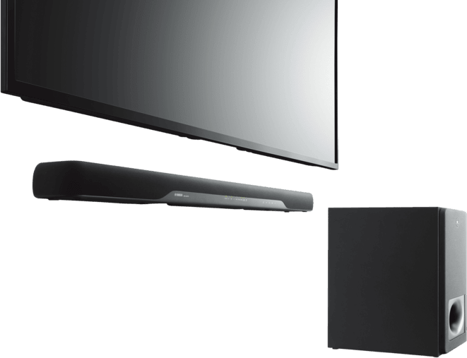 Black Yamaha ATS-2070.2