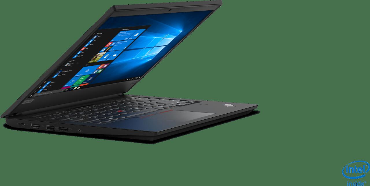 Black Lenovo ThinkPad E490.3