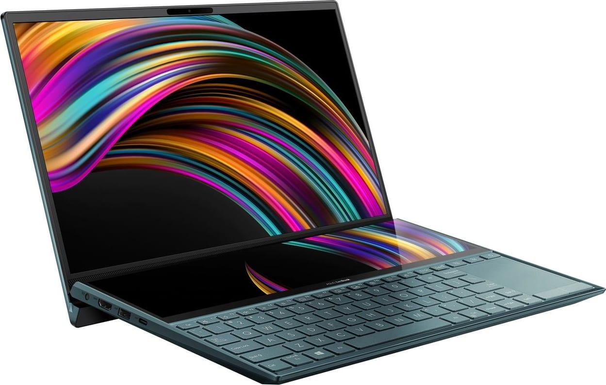 Celestial Blue Asus ZenBook Duo UX481FL-BM044T.3