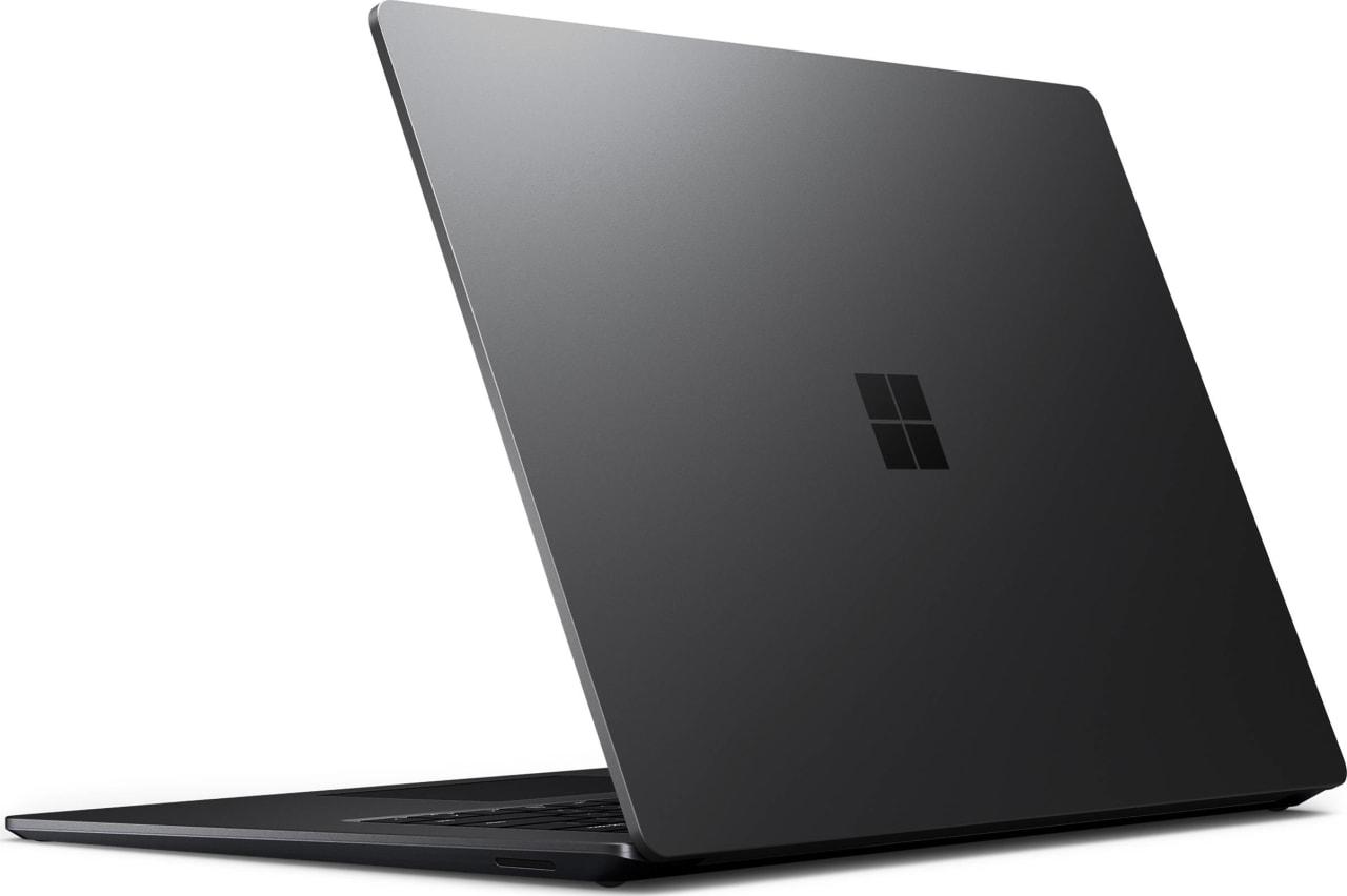 Black (Metal) Microsoft Surface Laptop 3.3