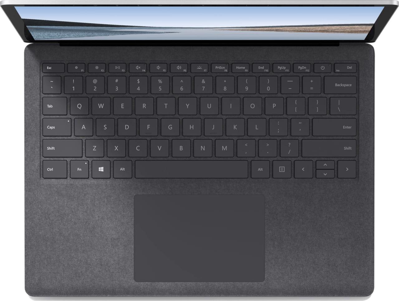 Platin (Stoff) Microsoft Surface Laptop 3.2