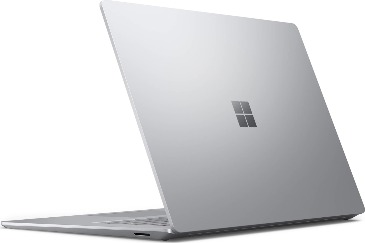Platin (Metall) Microsoft Surface Laptop 3.3