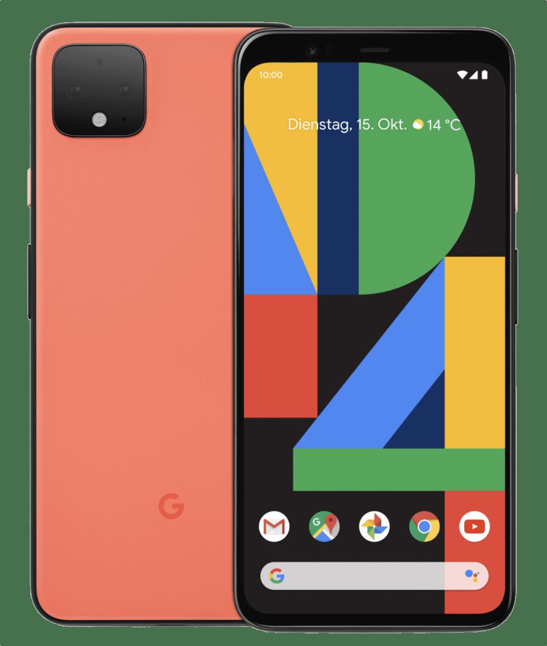 Oh So Orange Google Pixel 4 64GB.1
