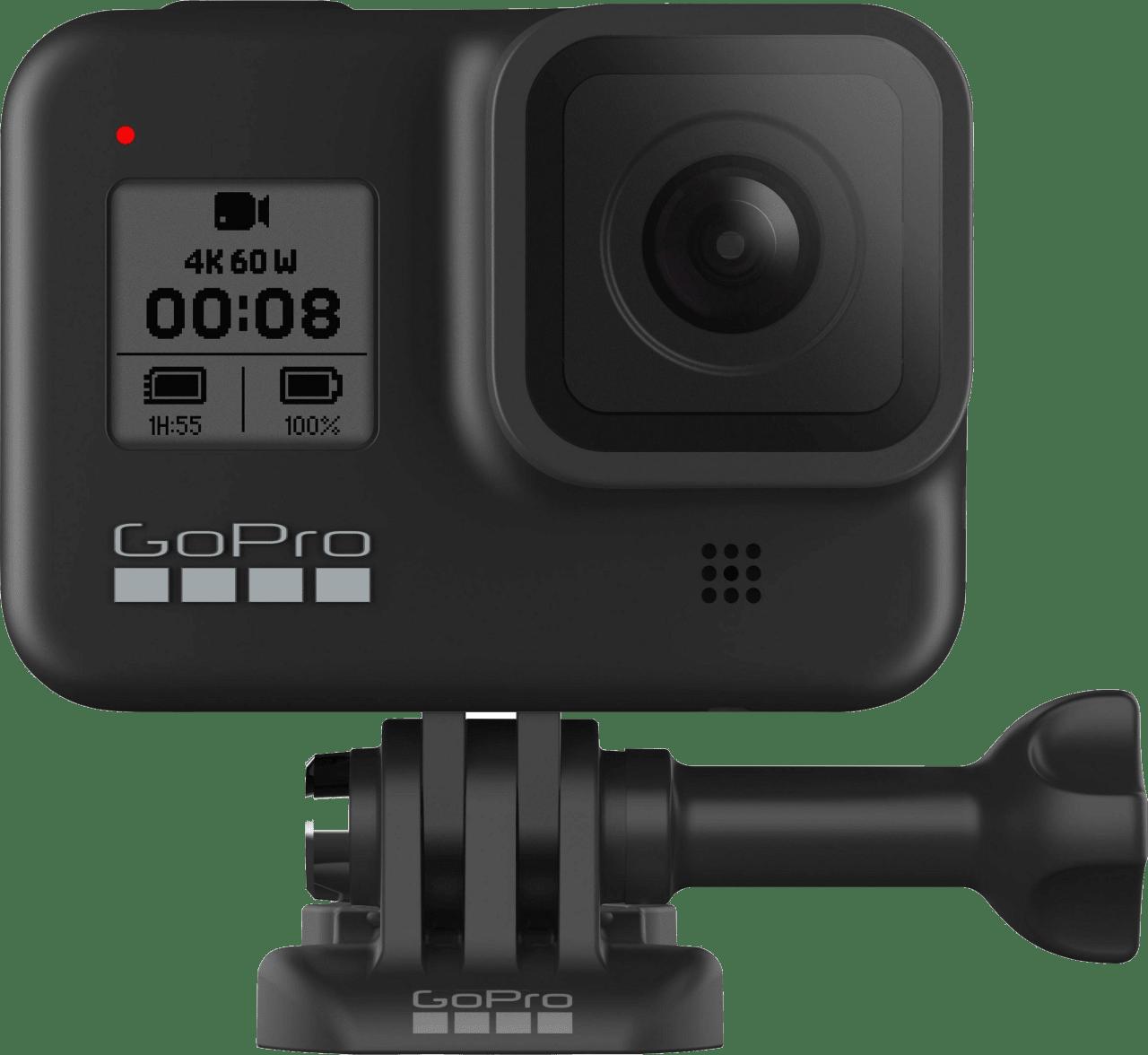 Schwarz GoPro HERO8.4