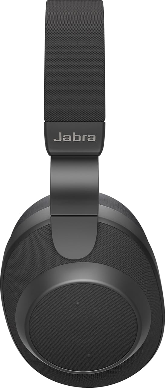 Black Jabra Elite 85h Over-ear Bluetooth Headphones.4