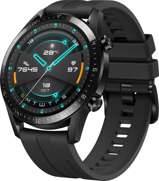 Schwarz Huawei Watch GT2 Sport Edition, 46mm.1