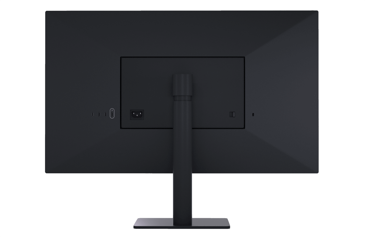 "Black LG 27"" - UltraFine 5K Display.3"