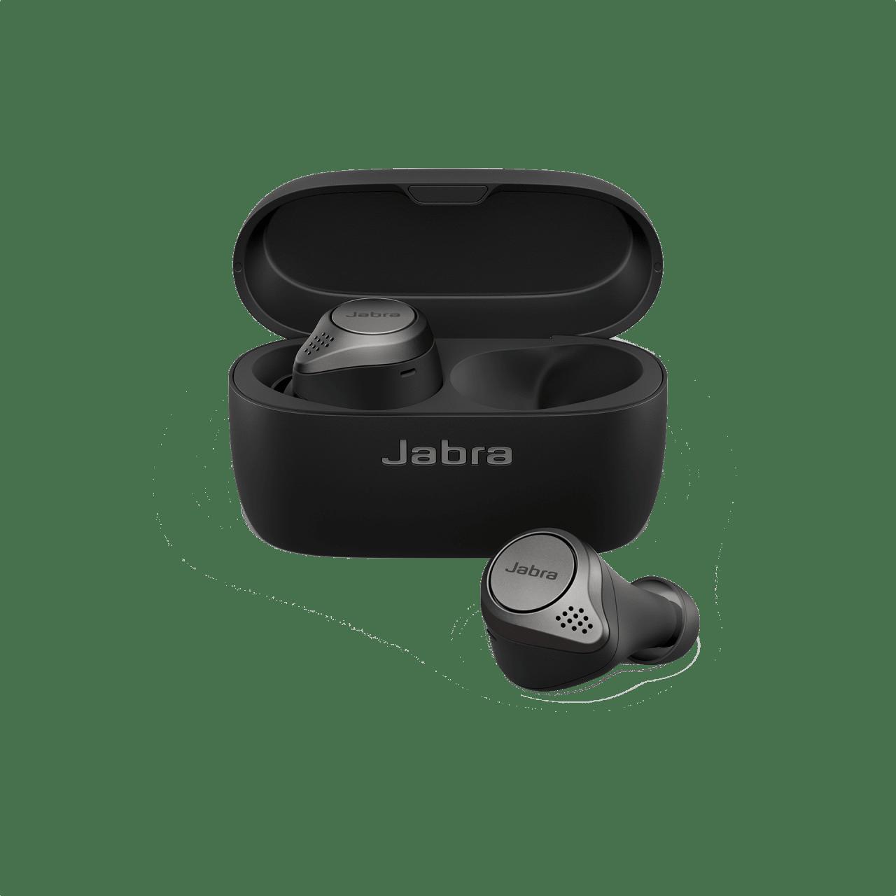 Black Jabra Elite75t.2